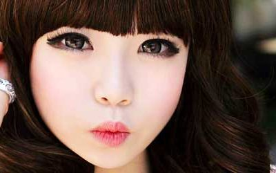 Maquillaje para asiáticas