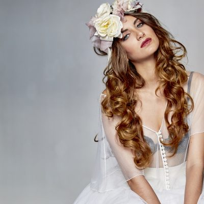 Peinados de novia según tu rostro