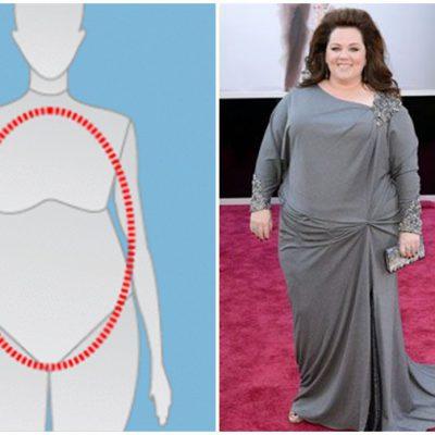 Moda para cuerpo Oval