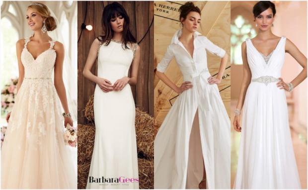 vestido de novia perfecto: ¿cuál escoger según tu cuerpo?