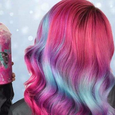 #FRAPUCCINOHAIR: La moda que ha revolucionado Starbucks