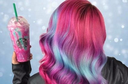 frapuccino hair