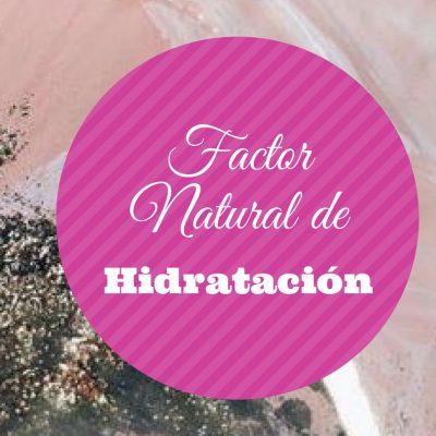FACTOR NATURAL DE HIDRATACIÓN: ¿Qué és? Conceptos básicos